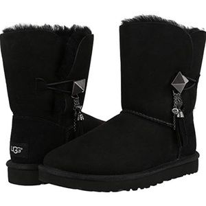 Ugg Lilou Charms Tassel Short Boots